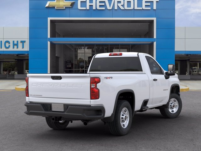 2020 Silverado 2500 Regular Cab 4x4, Pickup #20C633 - photo 1