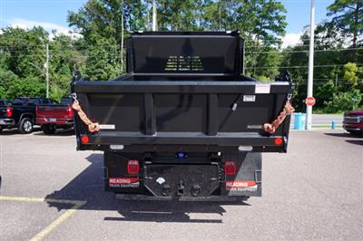 2019 Chevrolet Silverado 5500 Crew Cab DRW 4x4, Reading Marauder Dump Body #20C640 - photo 6