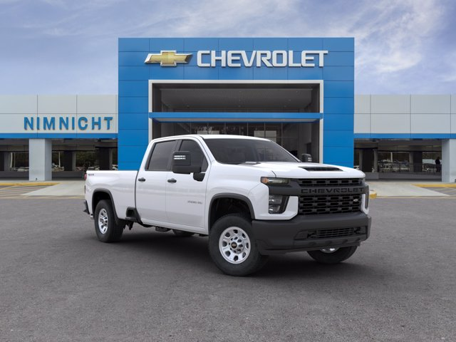 2020 Silverado 3500 Crew Cab 4x4, Pickup #20C643 - photo 1