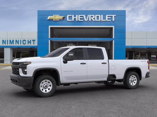 2020 Chevrolet Silverado 3500 Crew Cab 4x4, Pickup #20C643 - photo 3