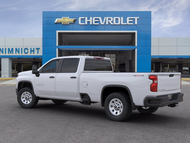2020 Chevrolet Silverado 3500 Crew Cab 4x4, Pickup #20C643 - photo 4