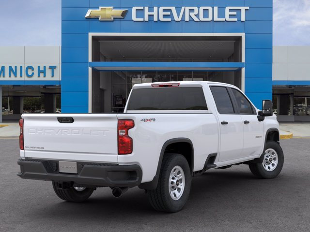 2020 Chevrolet Silverado 3500 Crew Cab 4x4, Pickup #20C643 - photo 2