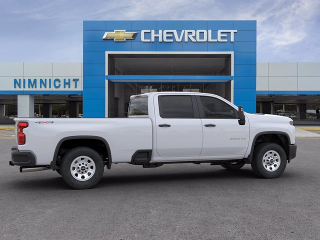 2020 Chevrolet Silverado 3500 Crew Cab 4x4, Pickup #20C643 - photo 5