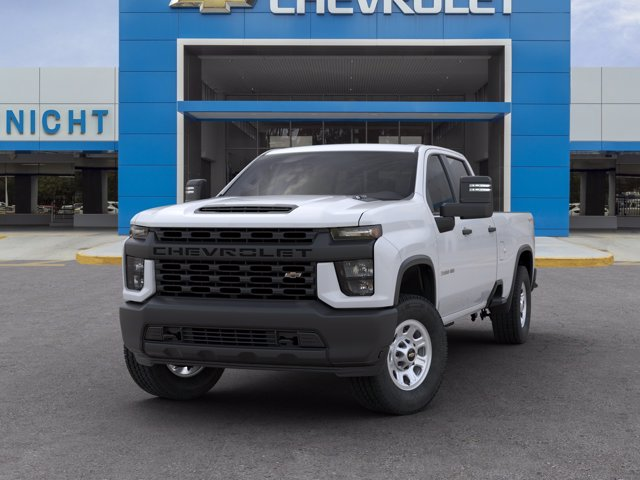 2020 Chevrolet Silverado 3500 Crew Cab 4x4, Pickup #20C643 - photo 6