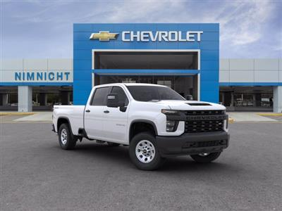 2020 Chevrolet Silverado 3500 Crew Cab 4x4, Pickup #20C643 - photo 1