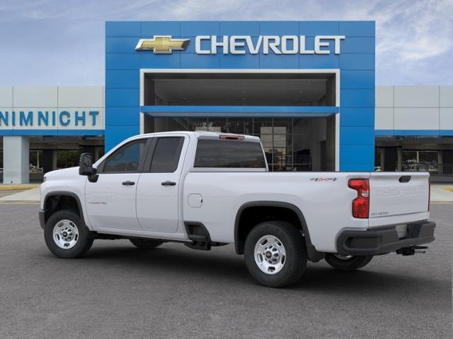2020 Silverado 2500 Double Cab 4x4, Pickup #20C662 - photo 4