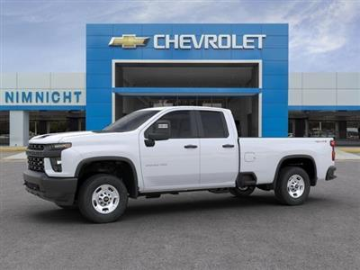 2020 Silverado 2500 Double Cab 4x4, Pickup #20C662 - photo 3