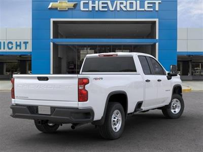 2020 Silverado 2500 Double Cab 4x4, Pickup #20C662 - photo 2