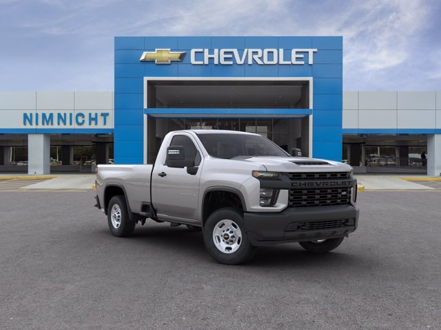 2020 Silverado 2500 Regular Cab 4x2, Pickup #20C666 - photo 1
