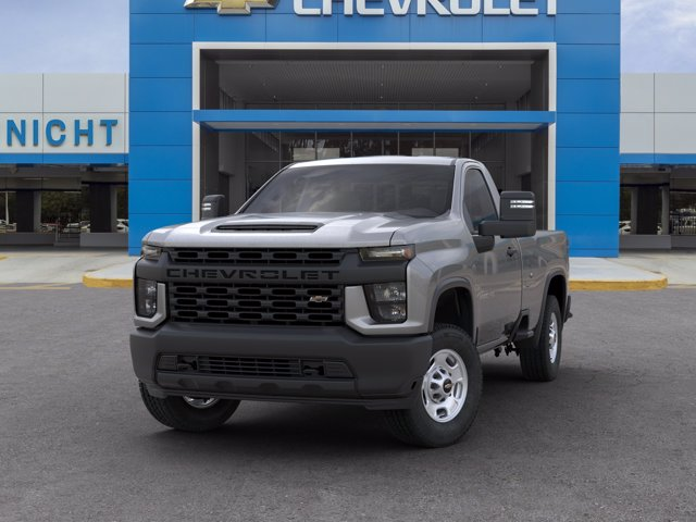 2020 Silverado 2500 Regular Cab 4x2, Pickup #20C666 - photo 6