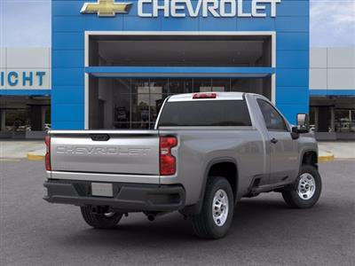 2020 Chevrolet Silverado 2500 Regular Cab 4x2, Pickup #20C666 - photo 2