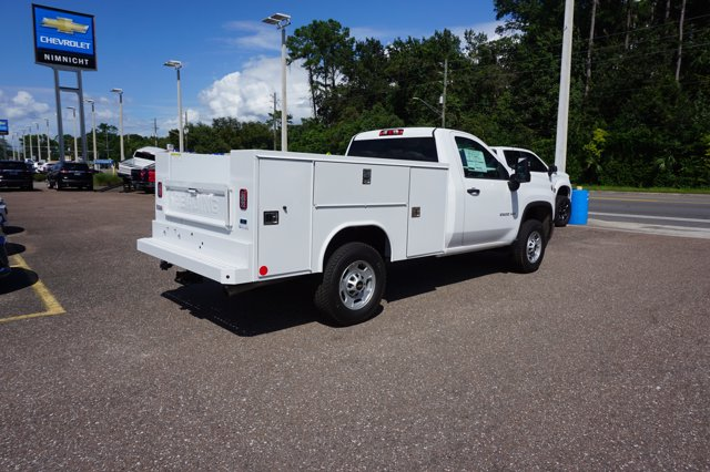 2020 Chevrolet Silverado 2500 Regular Cab 4x2, Reading Service Body #20C667 - photo 1