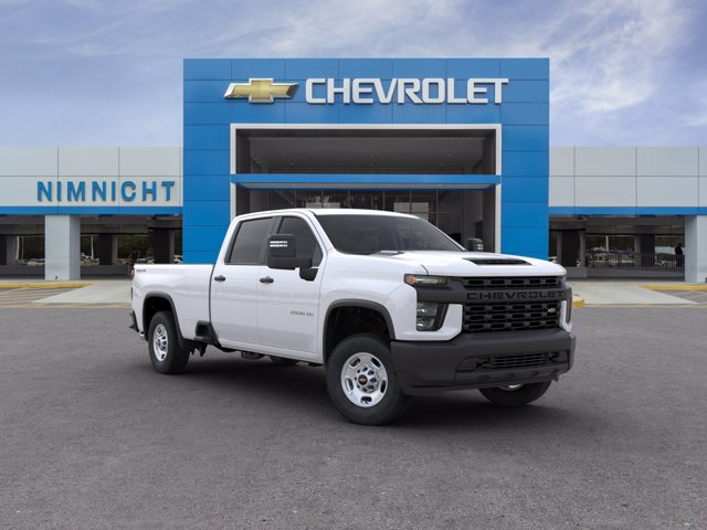2020 Chevrolet Silverado 2500 Crew Cab 4x4, Pickup #20C683 - photo 1