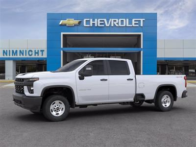 2020 Chevrolet Silverado 2500 Crew Cab 4x4, Pickup #20C683 - photo 3