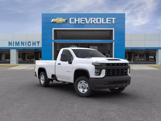 2020 Chevrolet Silverado 2500 Regular Cab RWD, Pickup #20C684 - photo 1