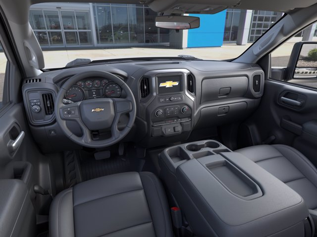 2020 Chevrolet Silverado 2500 Regular Cab 4x2, Pickup #20C690 - photo 10