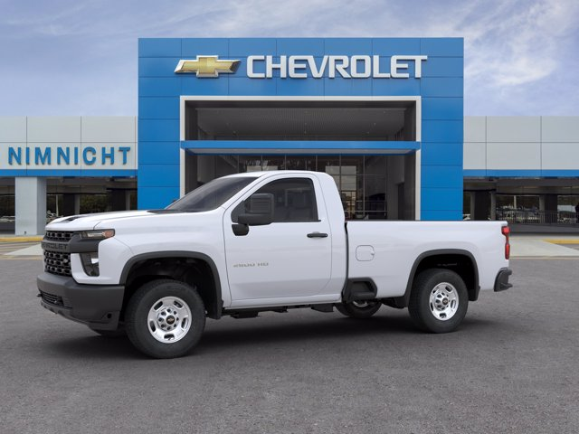 2020 Chevrolet Silverado 2500 Regular Cab RWD, Pickup #20C690 - photo 3