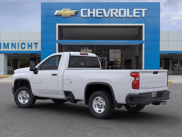 2020 Chevrolet Silverado 2500 Regular Cab RWD, Pickup #20C690 - photo 4