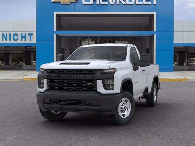 2020 Chevrolet Silverado 2500 Regular Cab RWD, Pickup #20C690 - photo 6