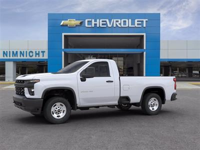 2020 Chevrolet Silverado 2500 Regular Cab 4x2, Pickup #20C690 - photo 3