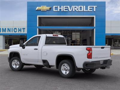 2020 Chevrolet Silverado 2500 Regular Cab 4x2, Pickup #20C690 - photo 4