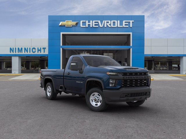 2020 Silverado 2500 Regular Cab 4x2, Pickup #20C692 - photo 1