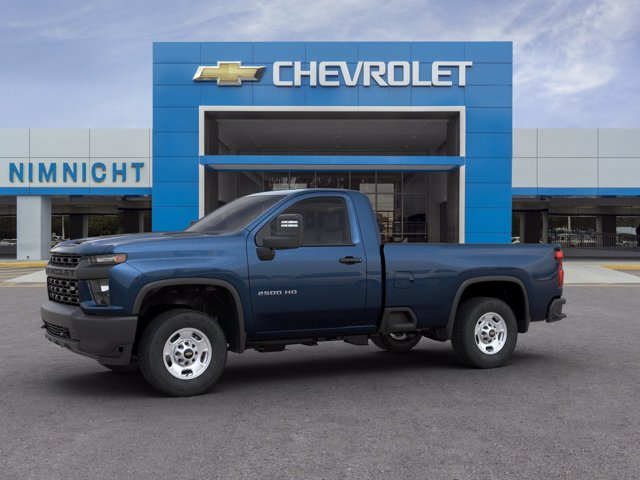 2020 Silverado 2500 Regular Cab 4x2, Pickup #20C692 - photo 3