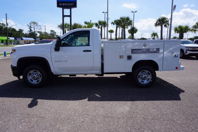 2020 Chevrolet Silverado 2500 Regular Cab RWD, Reading Service Body #20C694 - photo 1