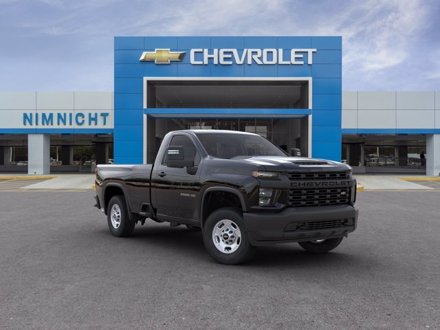 2020 Chevrolet Silverado 2500 Regular Cab RWD, Pickup #20C717 - photo 1