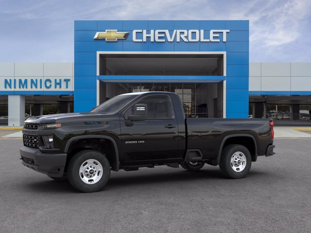2020 Chevrolet Silverado 2500 Regular Cab RWD, Pickup #20C717 - photo 3
