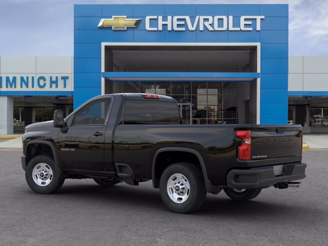 2020 Chevrolet Silverado 2500 Regular Cab 4x2, Pickup #20C717 - photo 4