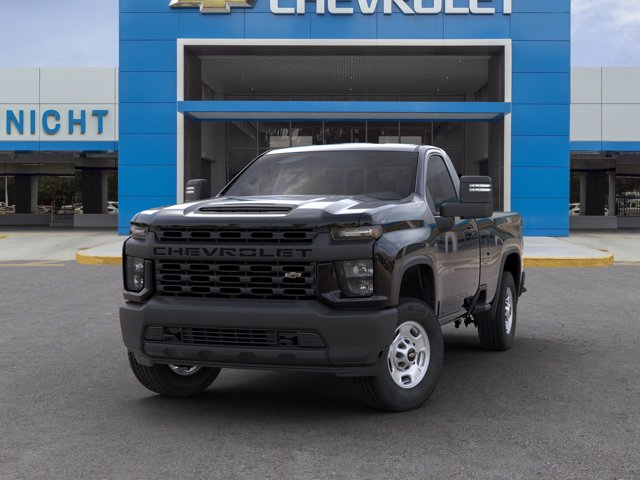 2020 Chevrolet Silverado 2500 Regular Cab RWD, Pickup #20C717 - photo 6
