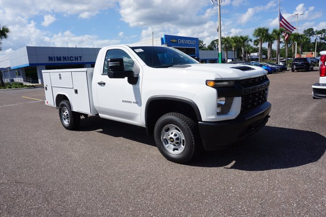 2020 Chevrolet Silverado 2500 Regular Cab 4x2, Reading Service Body #20C719 - photo 1