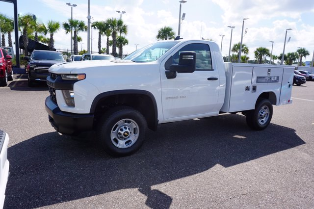 2020 Chevrolet Silverado 2500 Regular Cab 4x2, Reading SL Service Body #20C719 - photo 5