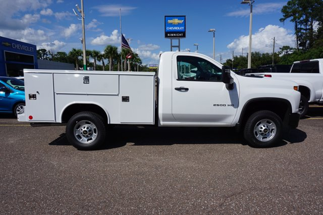 2020 Chevrolet Silverado 2500 Regular Cab 4x2, Reading SL Service Body #20C719 - photo 3