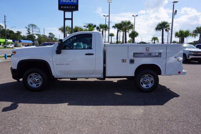 2020 Chevrolet Silverado 2500 Regular Cab RWD, Pickup #20C719 - photo 8