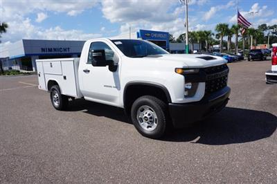 2020 Chevrolet Silverado 2500 Regular Cab 4x2, Reading SL Service Body #20C719 - photo 1