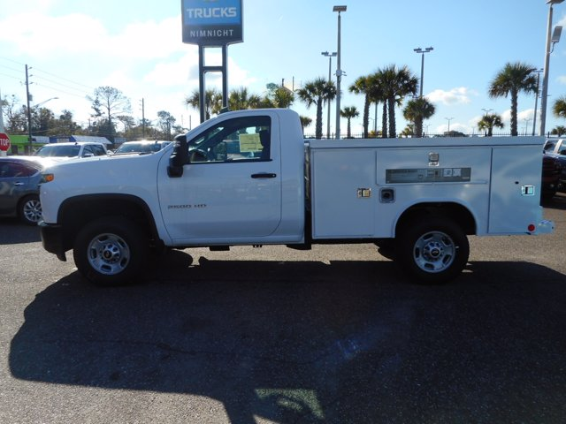 2020 Chevrolet Silverado 2500 Regular Cab 4x2, Reading Service Body #20C721 - photo 1