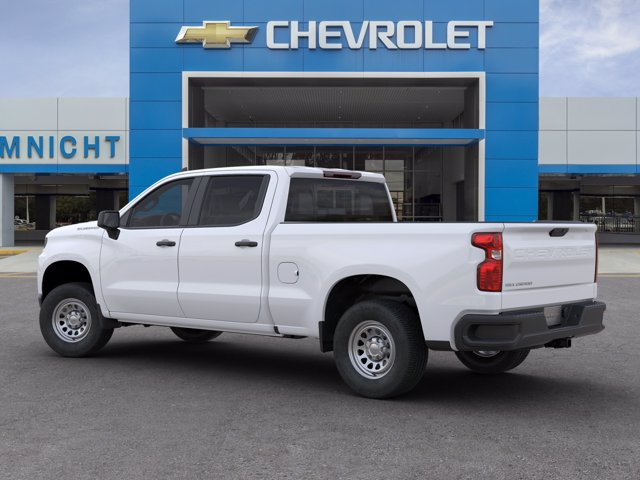 2020 Chevrolet Silverado 1500 Crew Cab RWD, Pickup #20C763 - photo 4