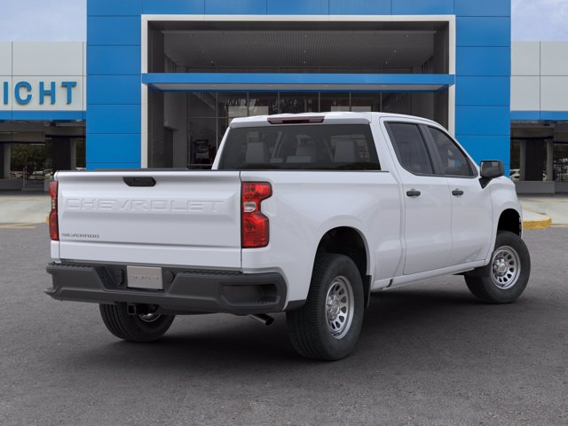 2020 Chevrolet Silverado 1500 Crew Cab RWD, Pickup #20C763 - photo 2