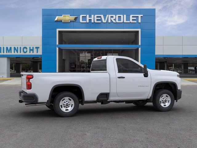 2020 Chevrolet Silverado 2500 Regular Cab RWD, Pickup #20C787 - photo 5