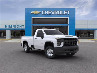2020 Chevrolet Silverado 2500 Regular Cab RWD, Pickup #20C787 - photo 1