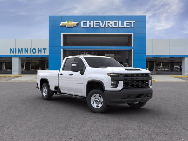 2020 Chevrolet Silverado 2500 Double Cab RWD, Pickup #20C816 - photo 1