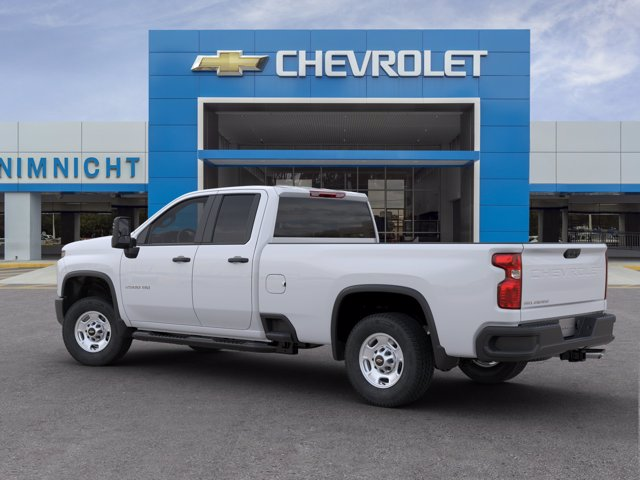 2020 Chevrolet Silverado 2500 Double Cab RWD, Pickup #20C816 - photo 4