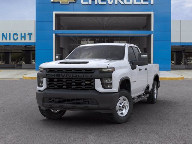2020 Chevrolet Silverado 2500 Double Cab RWD, Pickup #20C816 - photo 6