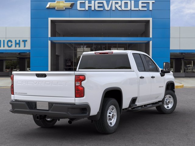 2020 Silverado 2500 Double Cab 4x2, Pickup #20C818 - photo 2