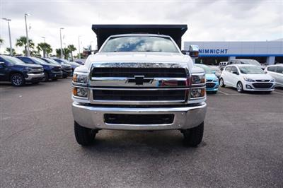 2020 Chevrolet Silverado 4500 Regular Cab DRW 4x4, Reading Landscaper SL Landscape Dump #20C915 - photo 3