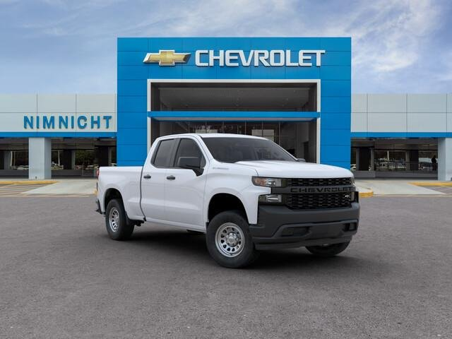 2020 Silverado 1500 Double Cab 4x2, Pickup #20C92 - photo 1