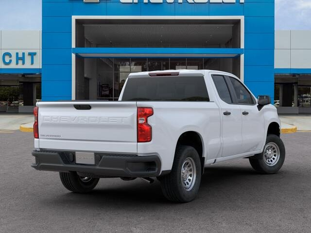 2020 Silverado 1500 Double Cab 4x2, Pickup #20C92 - photo 2