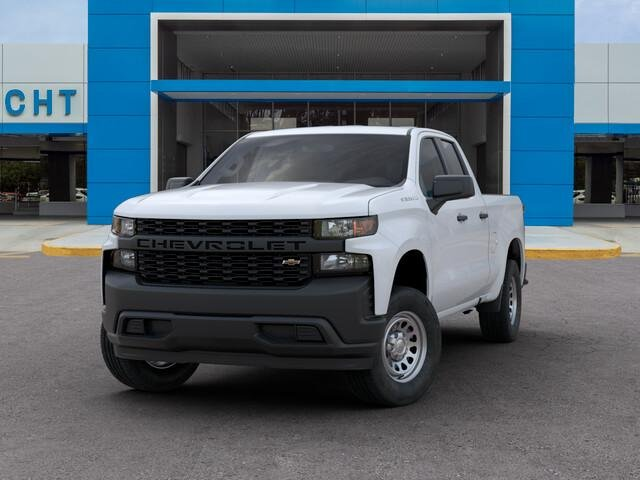 2020 Silverado 1500 Double Cab 4x2, Pickup #20C92 - photo 6